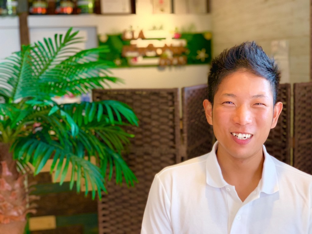 名古屋天白区のパーソナルトレーナー土井の写真